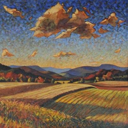 Fall Cloud Shadows
