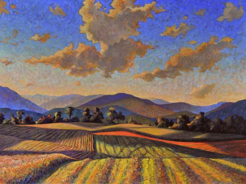 Rappahannock Cloud Shadows II