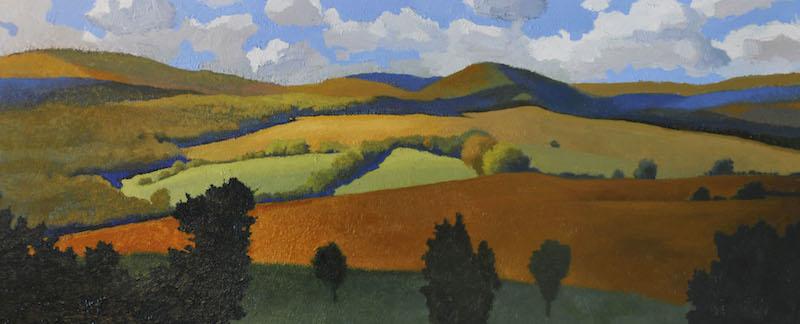 Piedmont in Atumn
