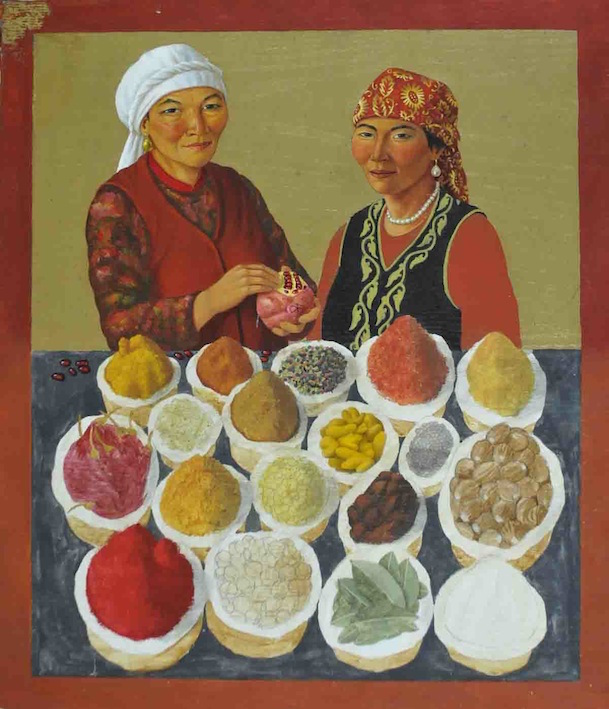 Spice Sellers