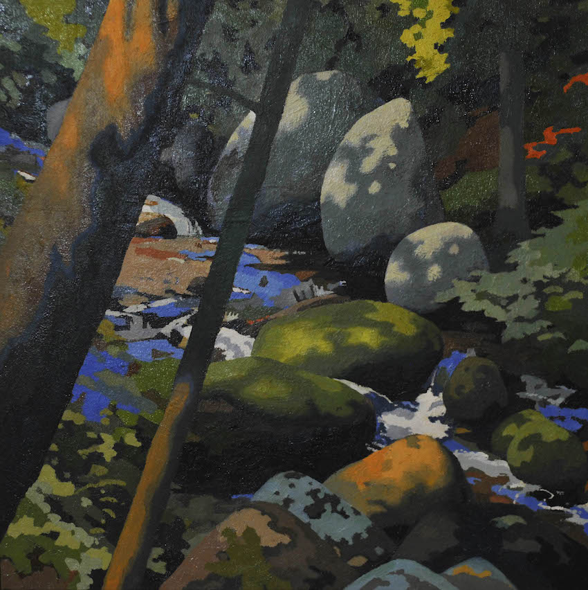 The Hazel River