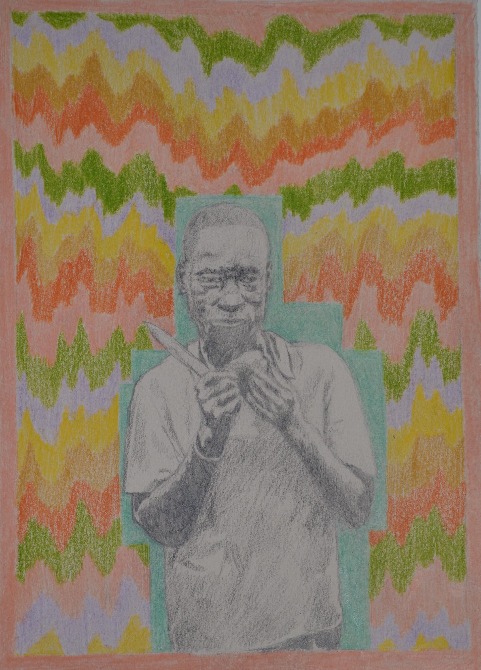 Pattern Portrait II