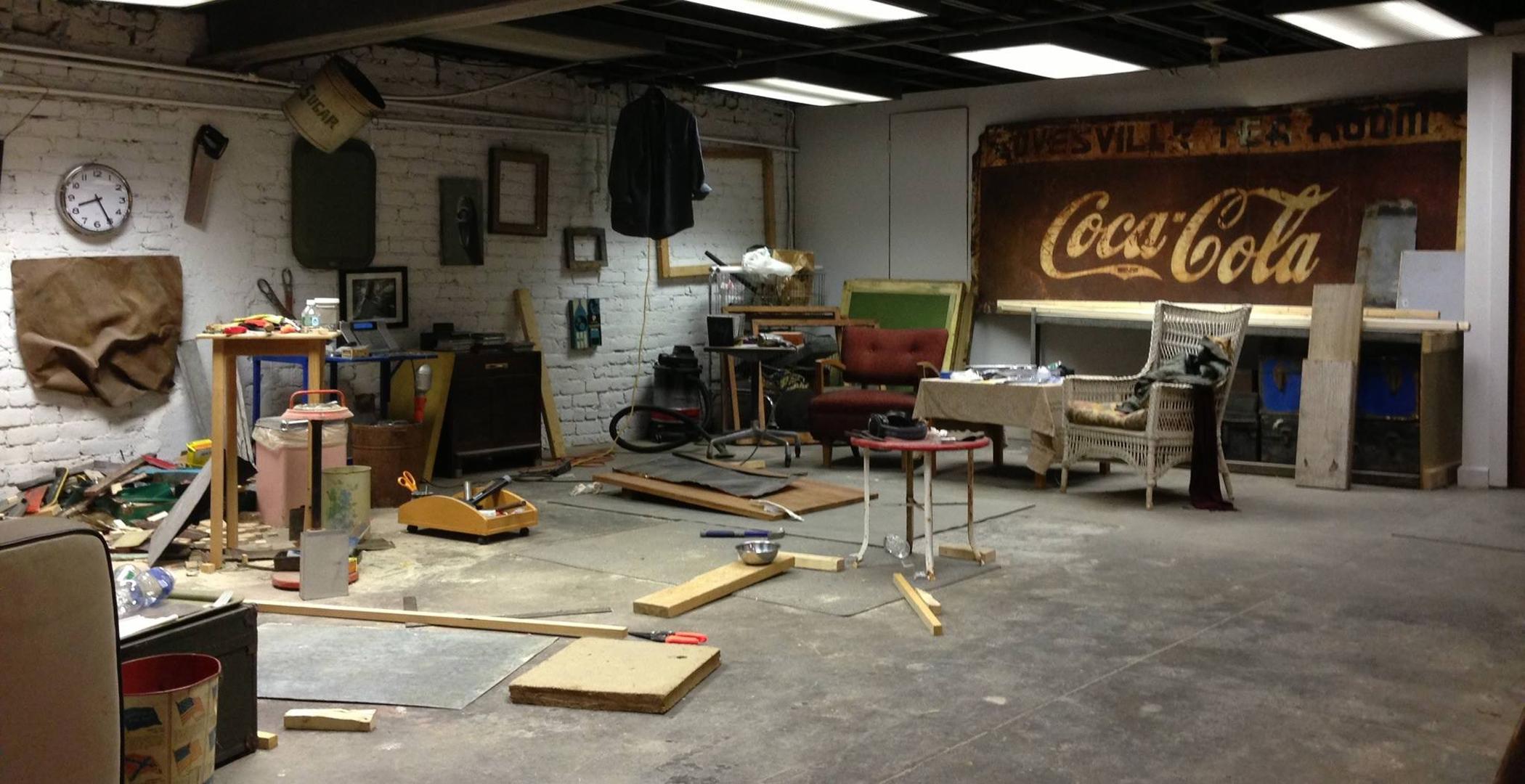 Charlottesville, Virginia Studio