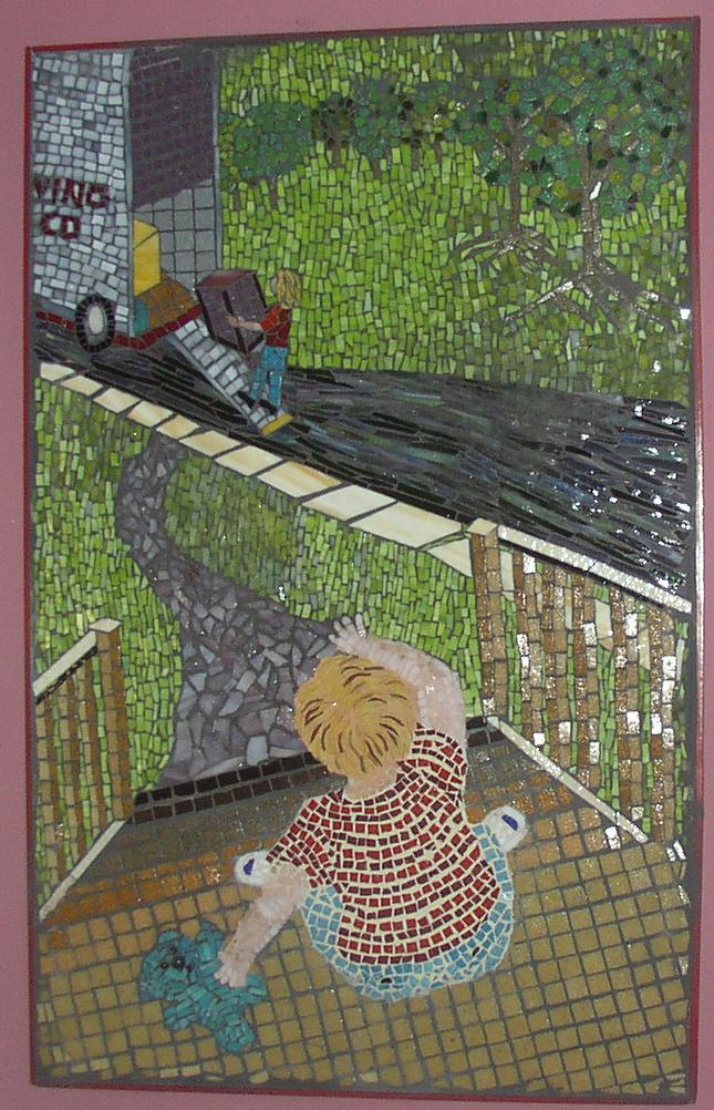 Mosaic by Roslyn Zinner
