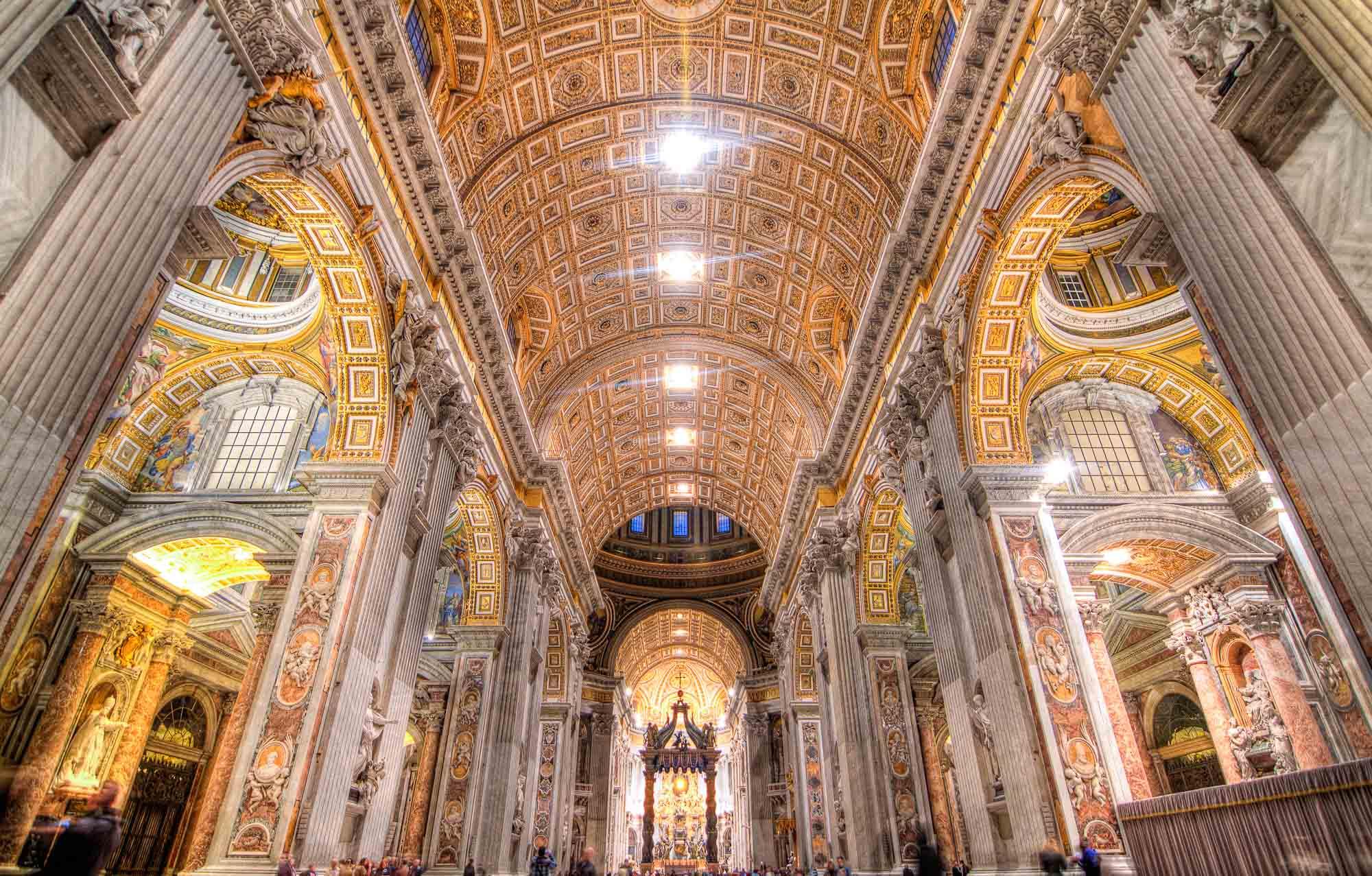 St. Pete's Basilica, Vatican City