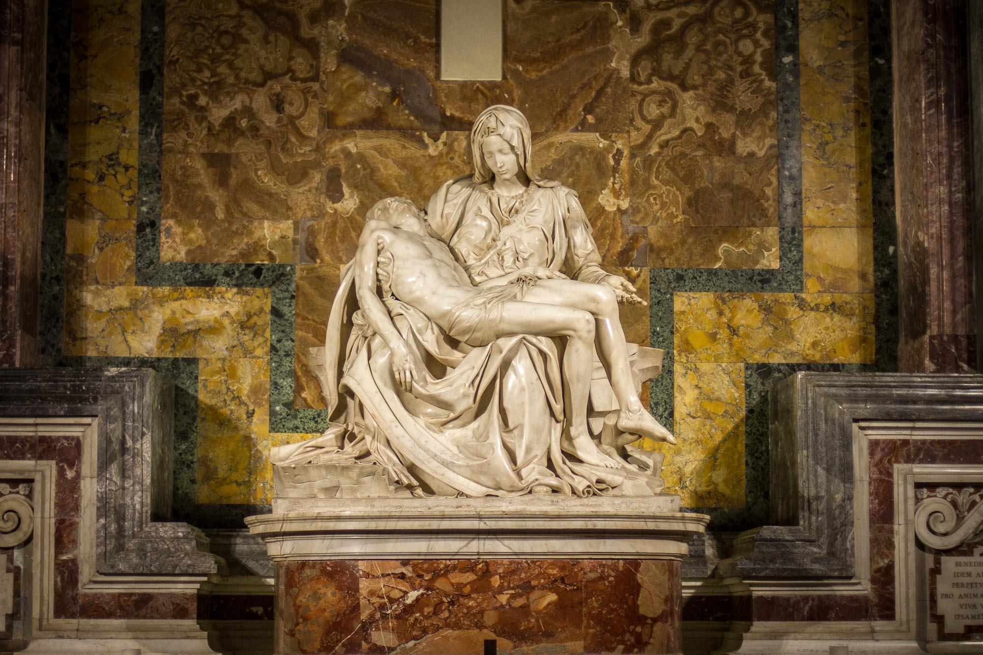 ThePietà, Vatican City