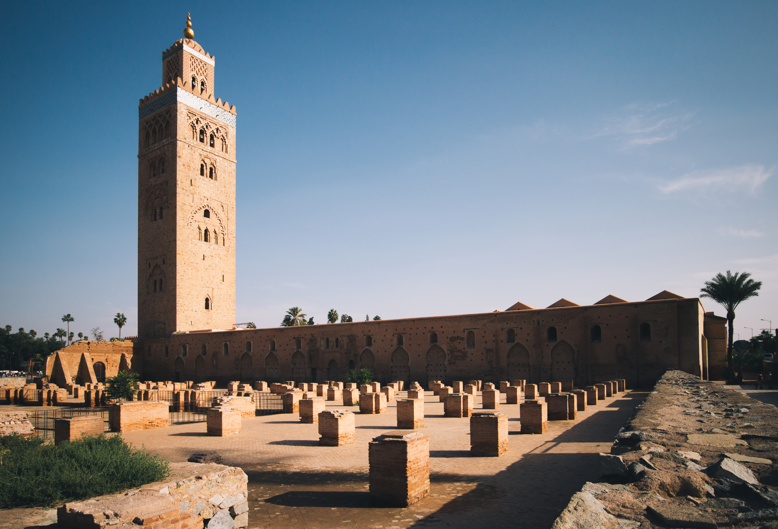 Koutoubia Mosque,Marrakech