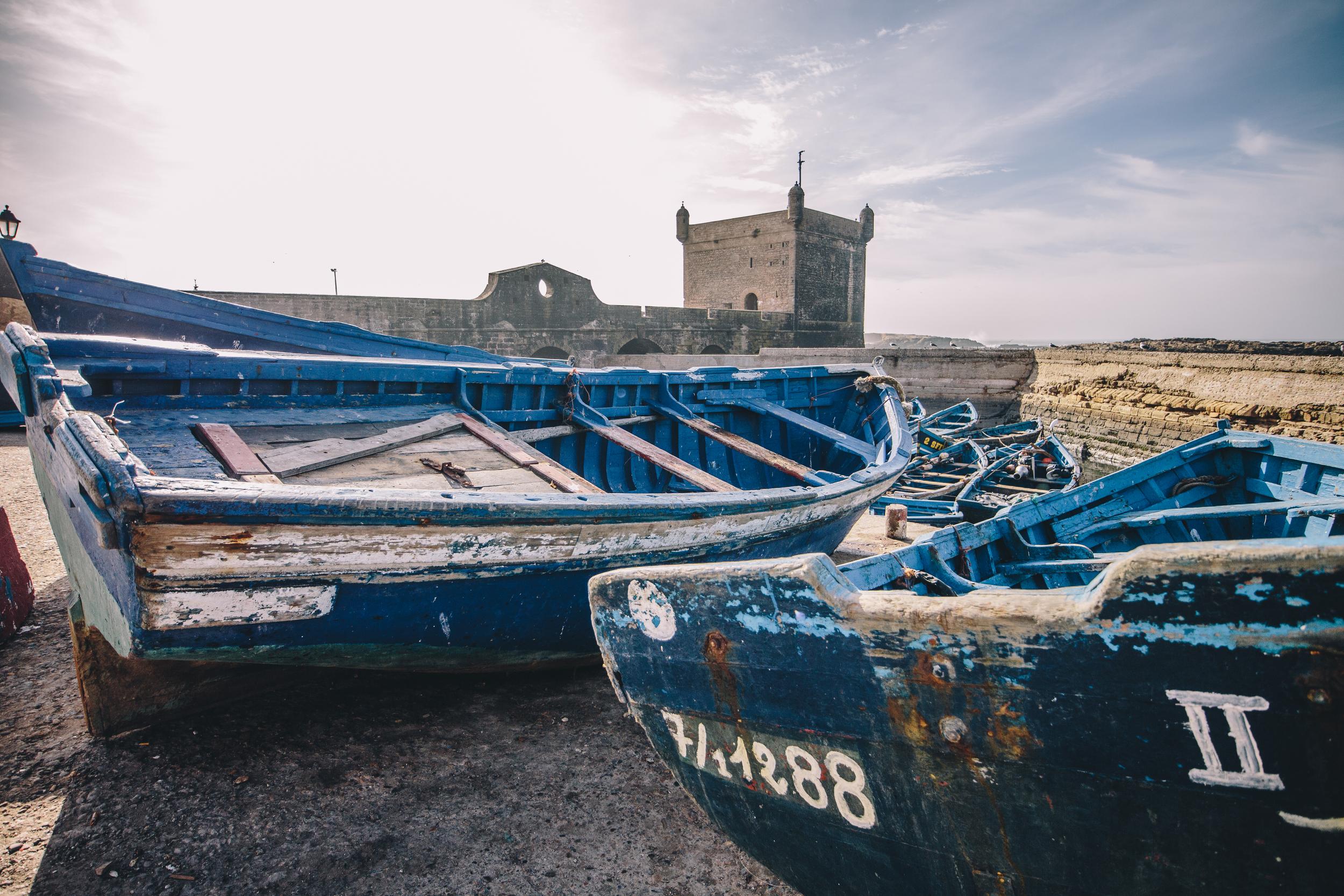 Fishing Village of Essaouira