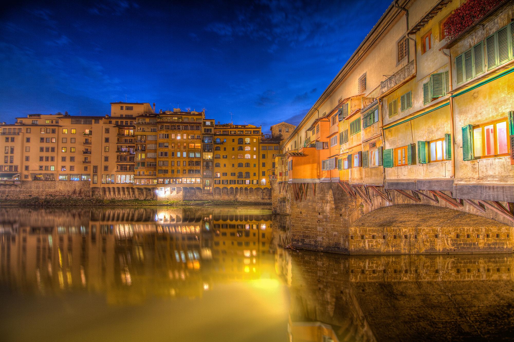 Ponte Vecchio,Florence