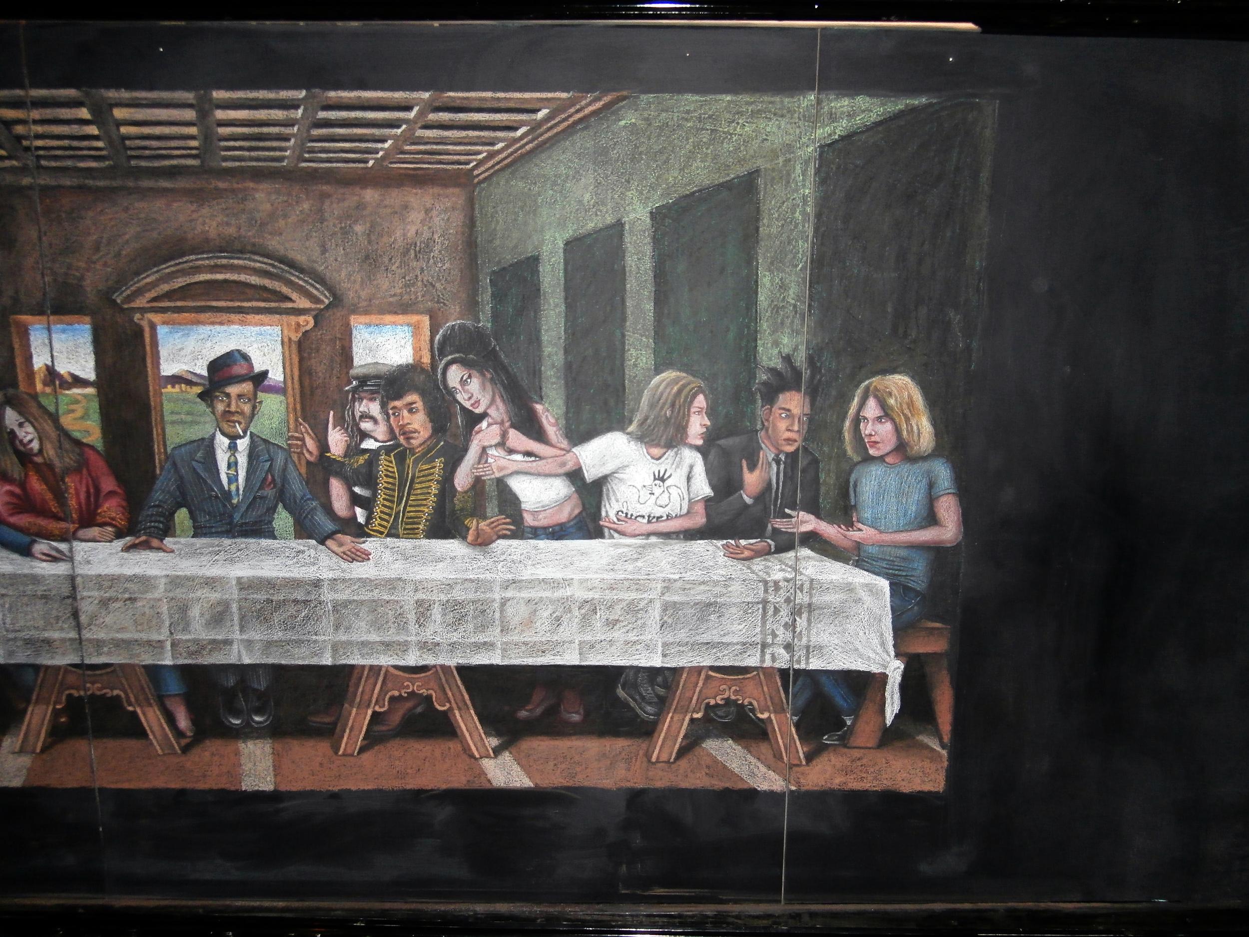 27 Club Last Supper