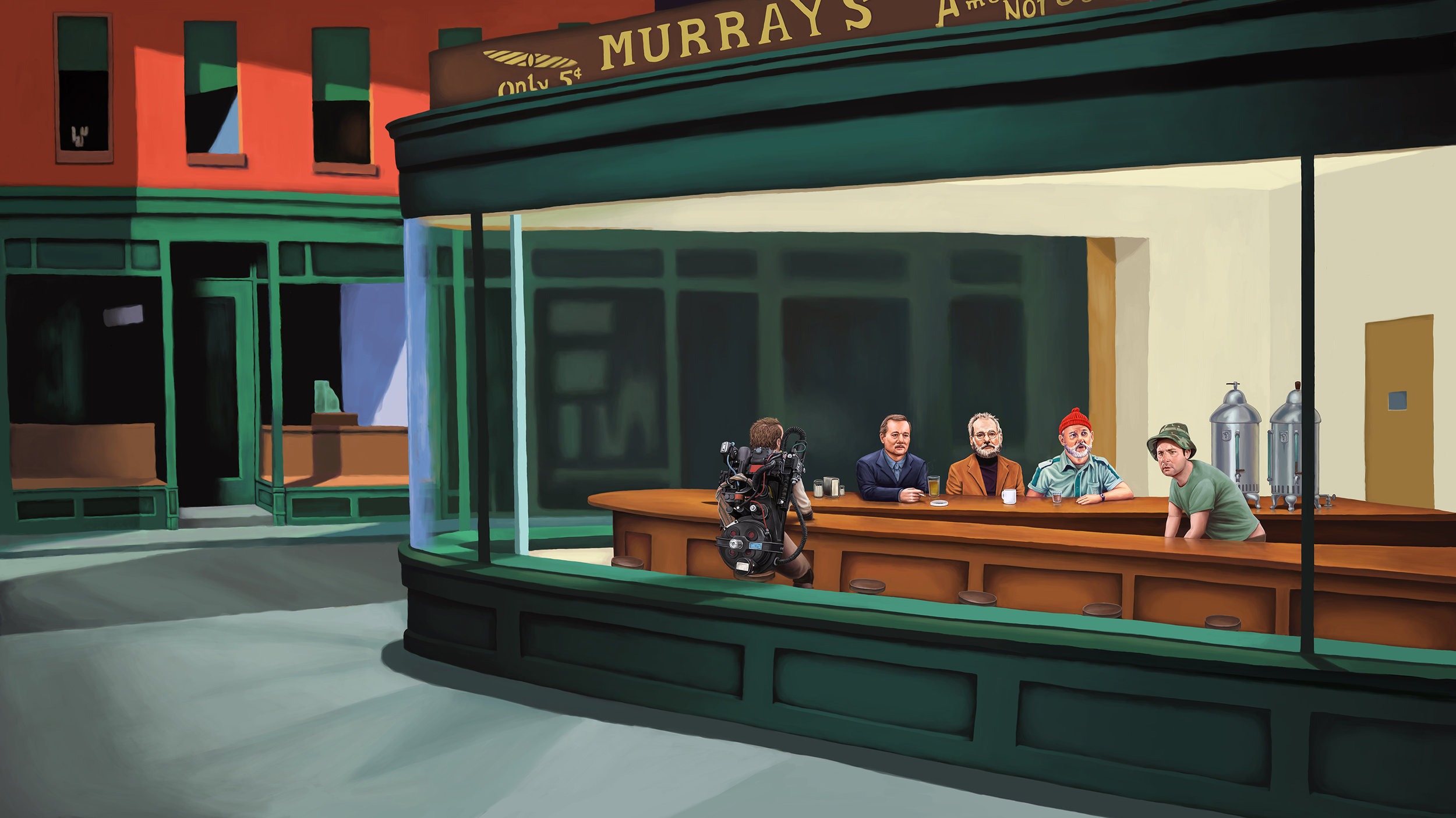 Murray's Nighthawks