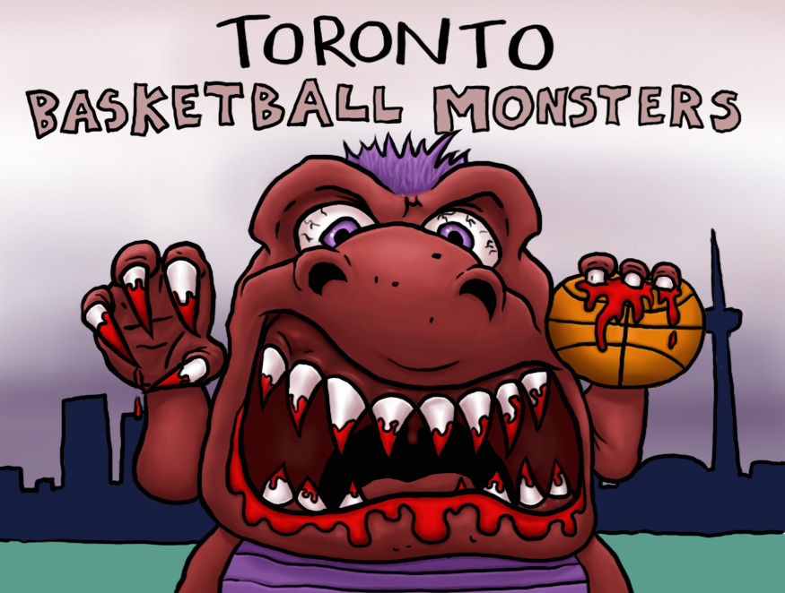 Toronto Basketball Monsters