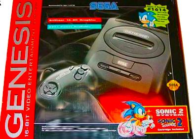 Sega Genesis image from old-computers.com