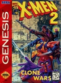 The best X-Men game ever made; X-Men 2: Clone Wars
