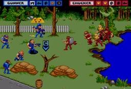 General Chaos for Sega Genesis