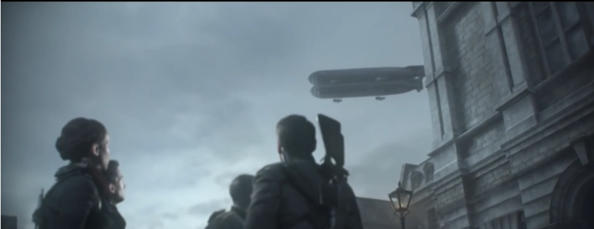 The Order: 1886 Review - Zeppelins Above