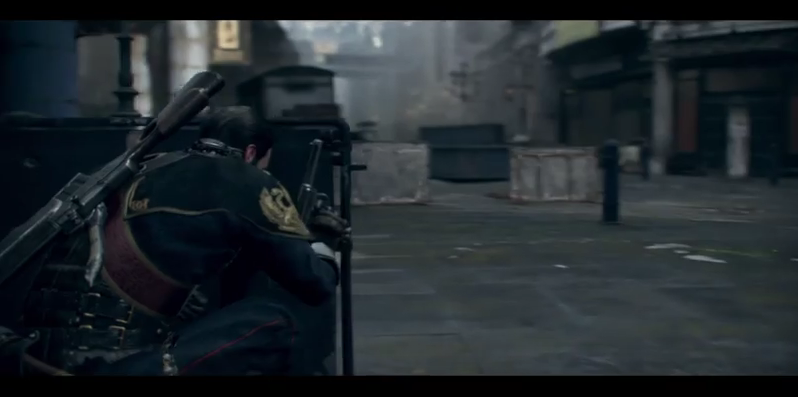 The Order: 1886 Review - Cover System