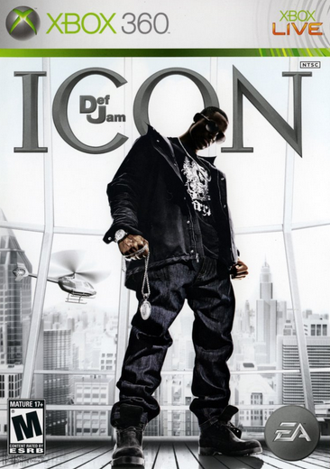 Def Jam: Icon - Definition of a Rap Game