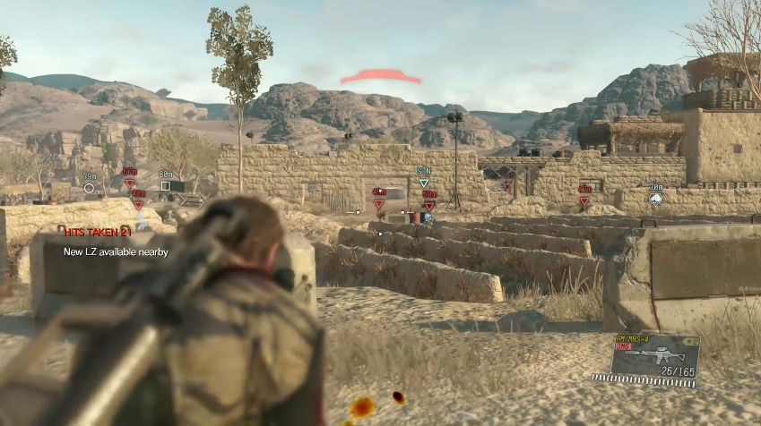Metal Gear Solid V: The Phantom Pain Gameplay - Metal Gear Solid V Review