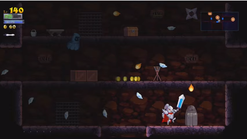A Near-Sighted Knight - rOGUE legacy Review