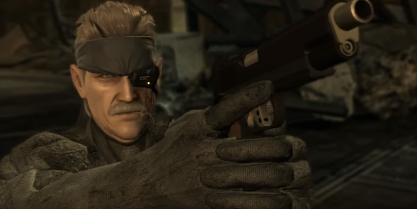 Metal Gear Solid Chronology 2014 Eastern Europe
