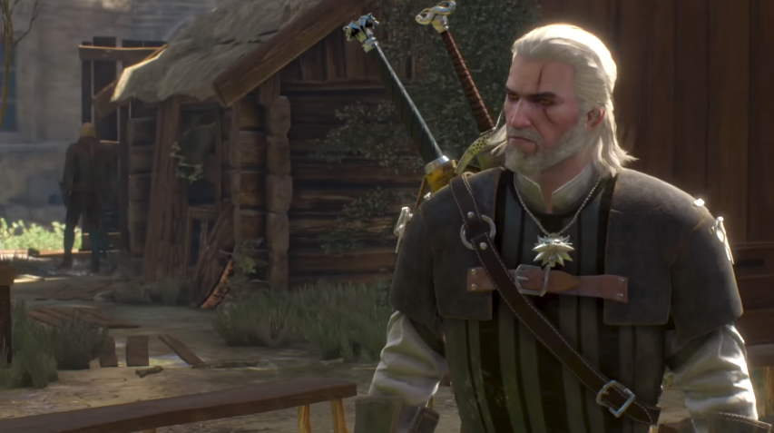 Our Hero Geralt
