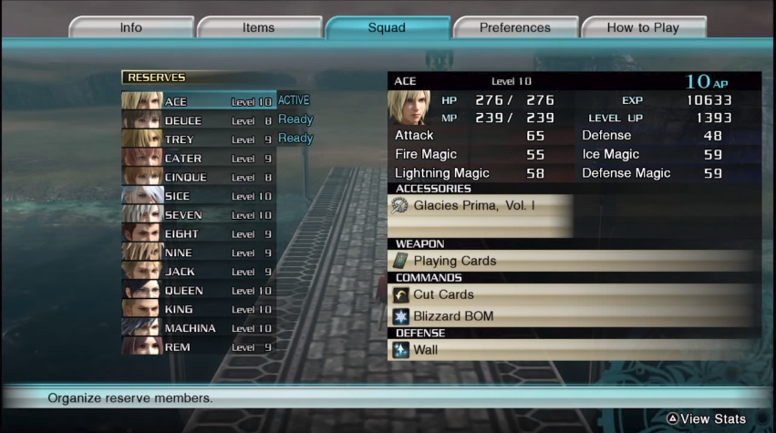 Type-0 Characters