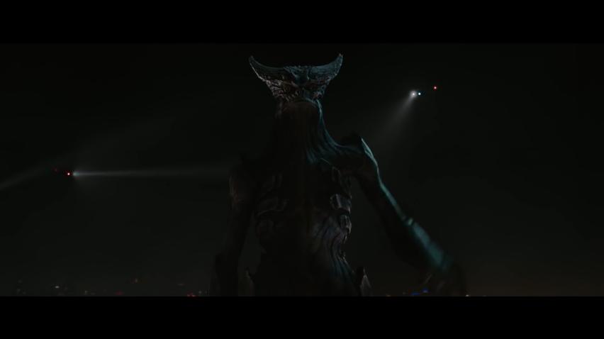Colossal's Monster
