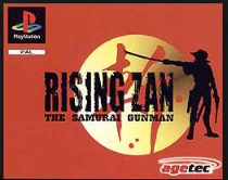 Rising Zan Box Art