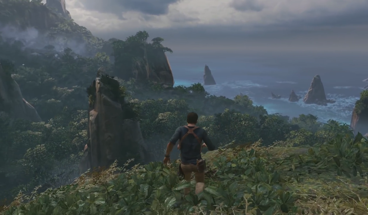 Uncharted 4: A Theif's End Review - Beautiful view