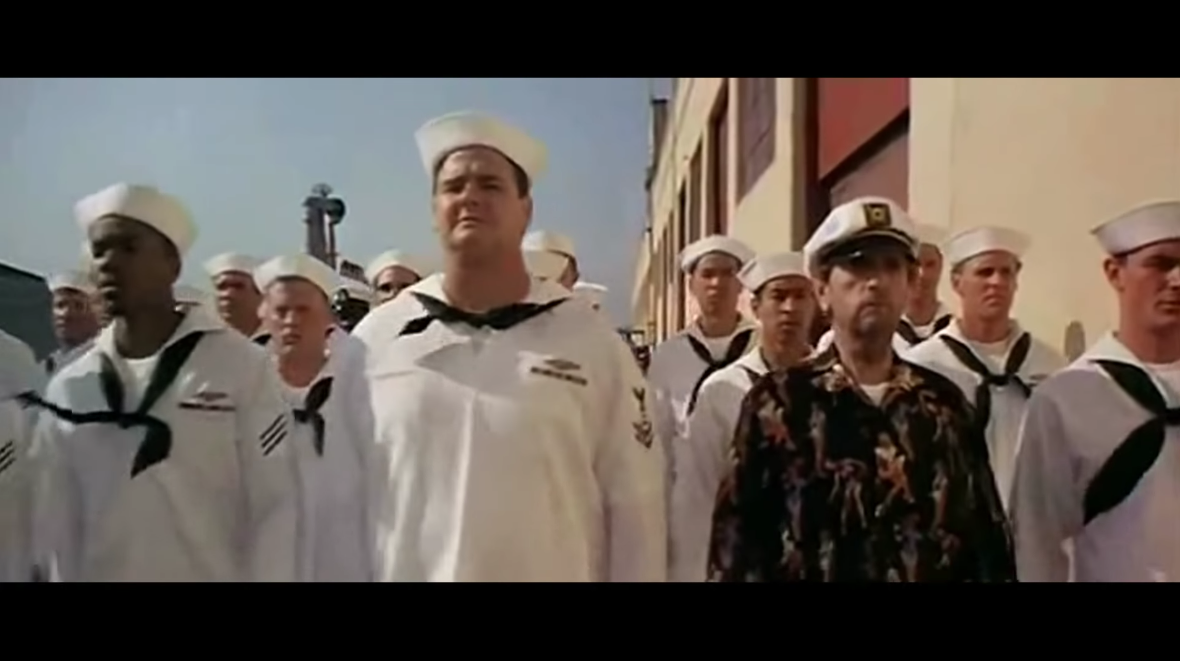 Down Periscope is underrated