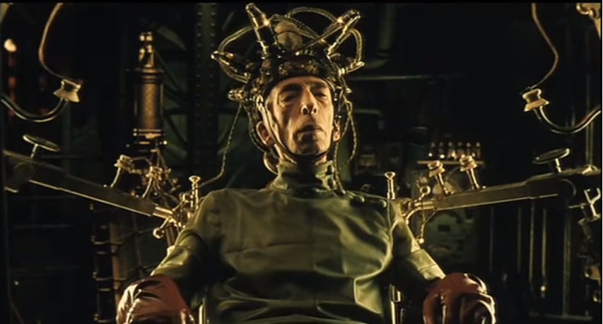 Fantasy Meets Cyberpunk