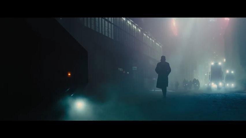 Blade Runner 2049's Tech Noir Aesthetic