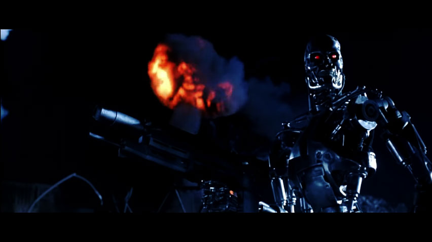 T2 is the Best of Cyberpunk