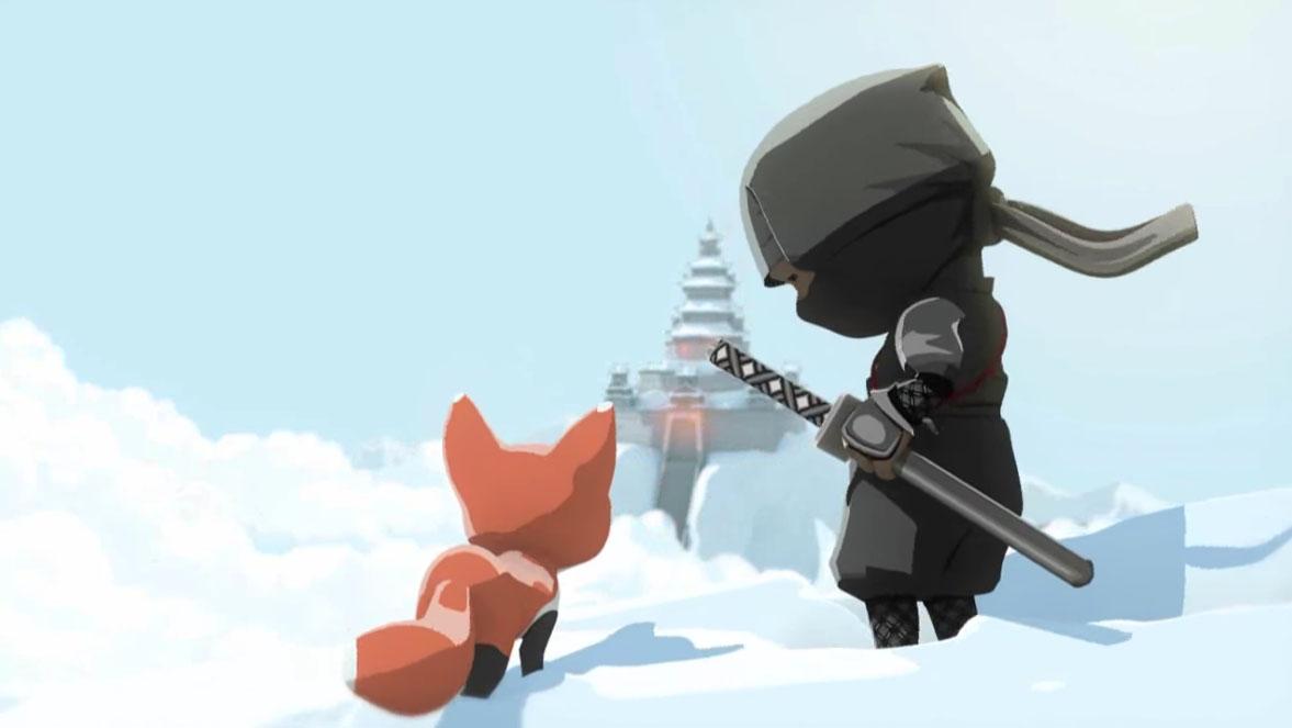 Super Cute Mini Ninjas