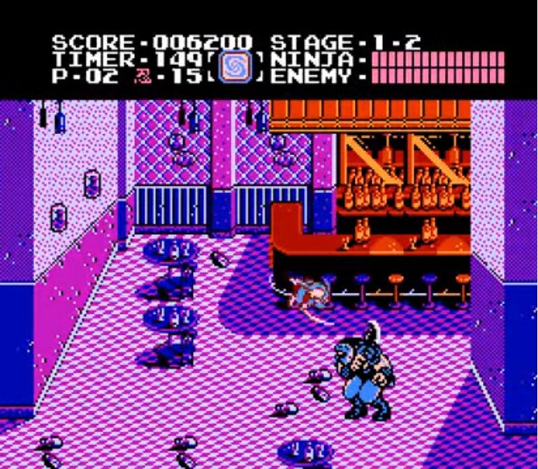 Nintendo games were hard enough without Ninja Gaiden