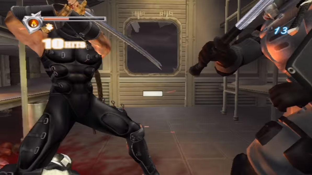 Ninja Gaiden is soooo hard