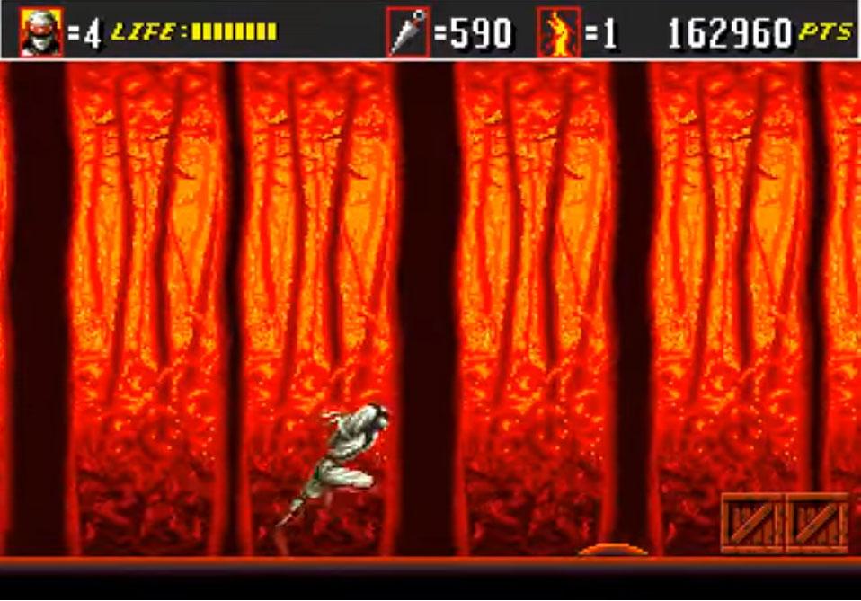 Shinobi III: Ninja Art