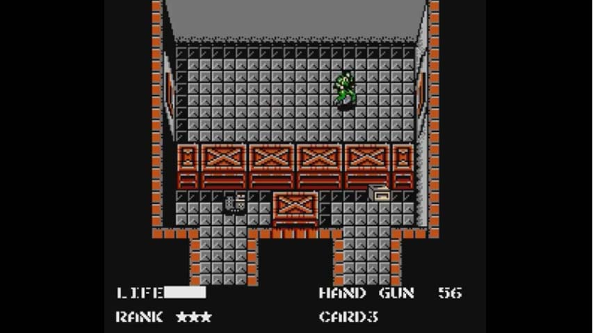 The First Metal Gear