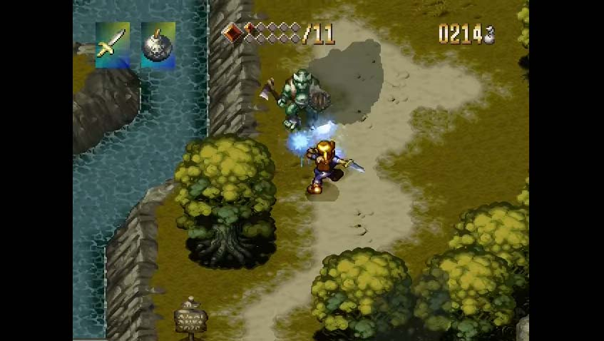 Alundra is the Closest the PS1 has to a Zelda-style RPG