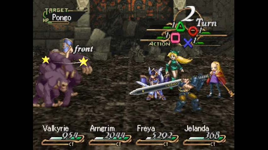 Valkyrie Profile's Fast-Paced Battle System