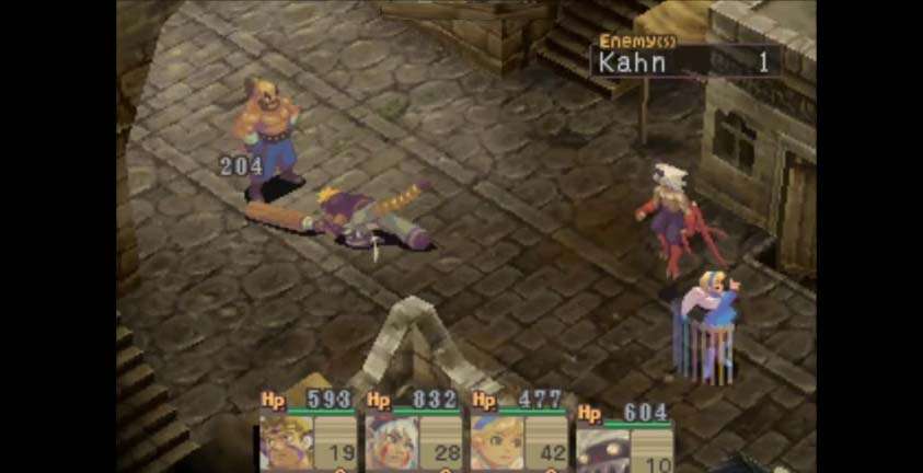 Breath of Fire IV Needs to be Seen in Motion to do it Justice