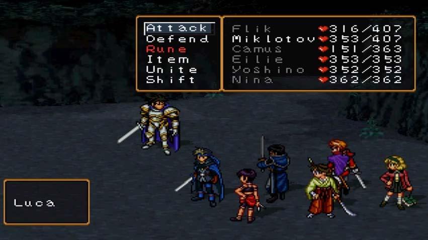 Suikoden II has Developed a Cult Following
