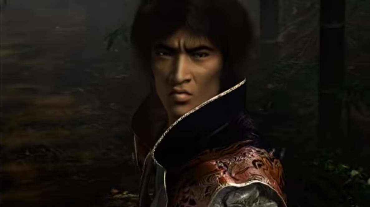 Onimusha 2 gameplay