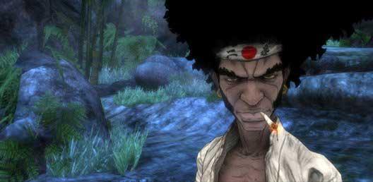 Afro Samurai BAMF