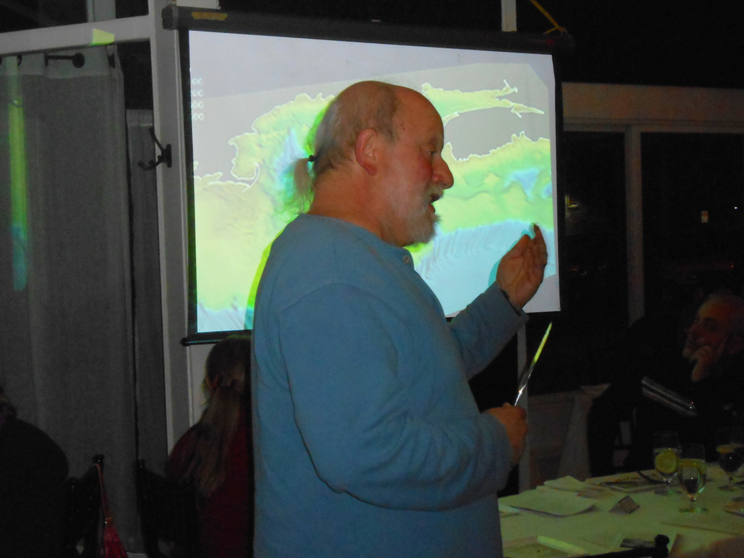 Scientist Peter Auster talks about protecting vulnerable fish habitat