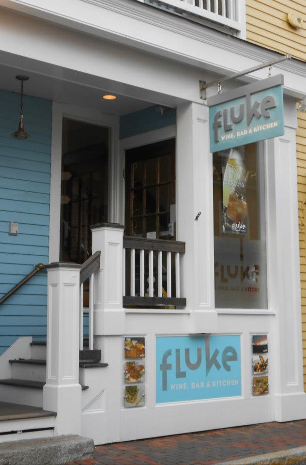 Fluke Wine Bar and Kitchen, Bowens Wharf, Newport.