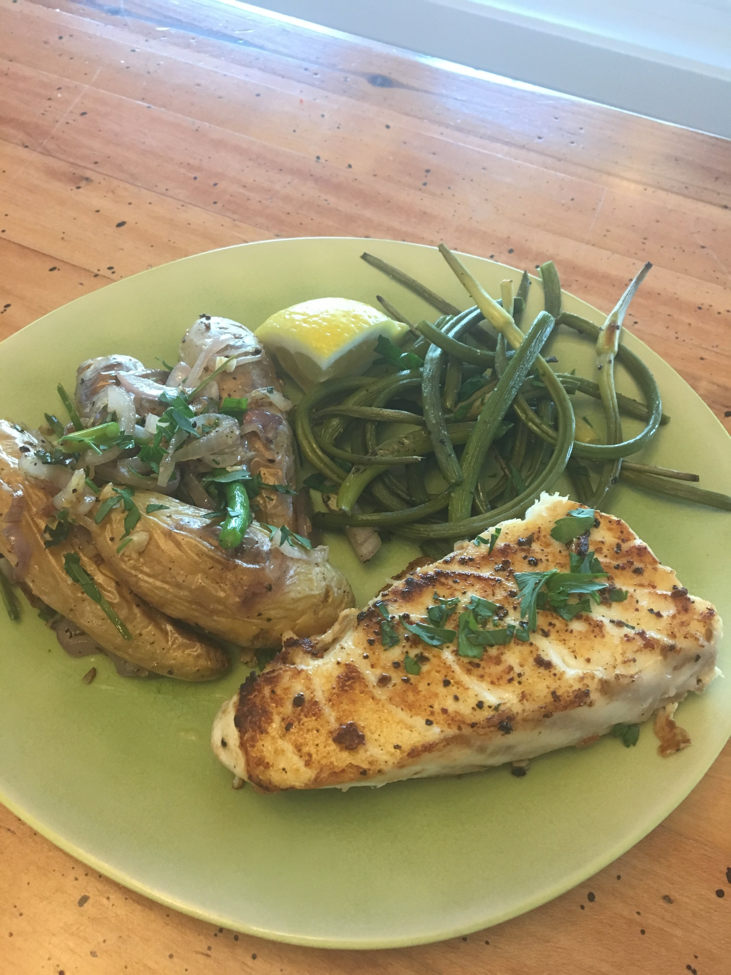Southwest Harbor Halibut