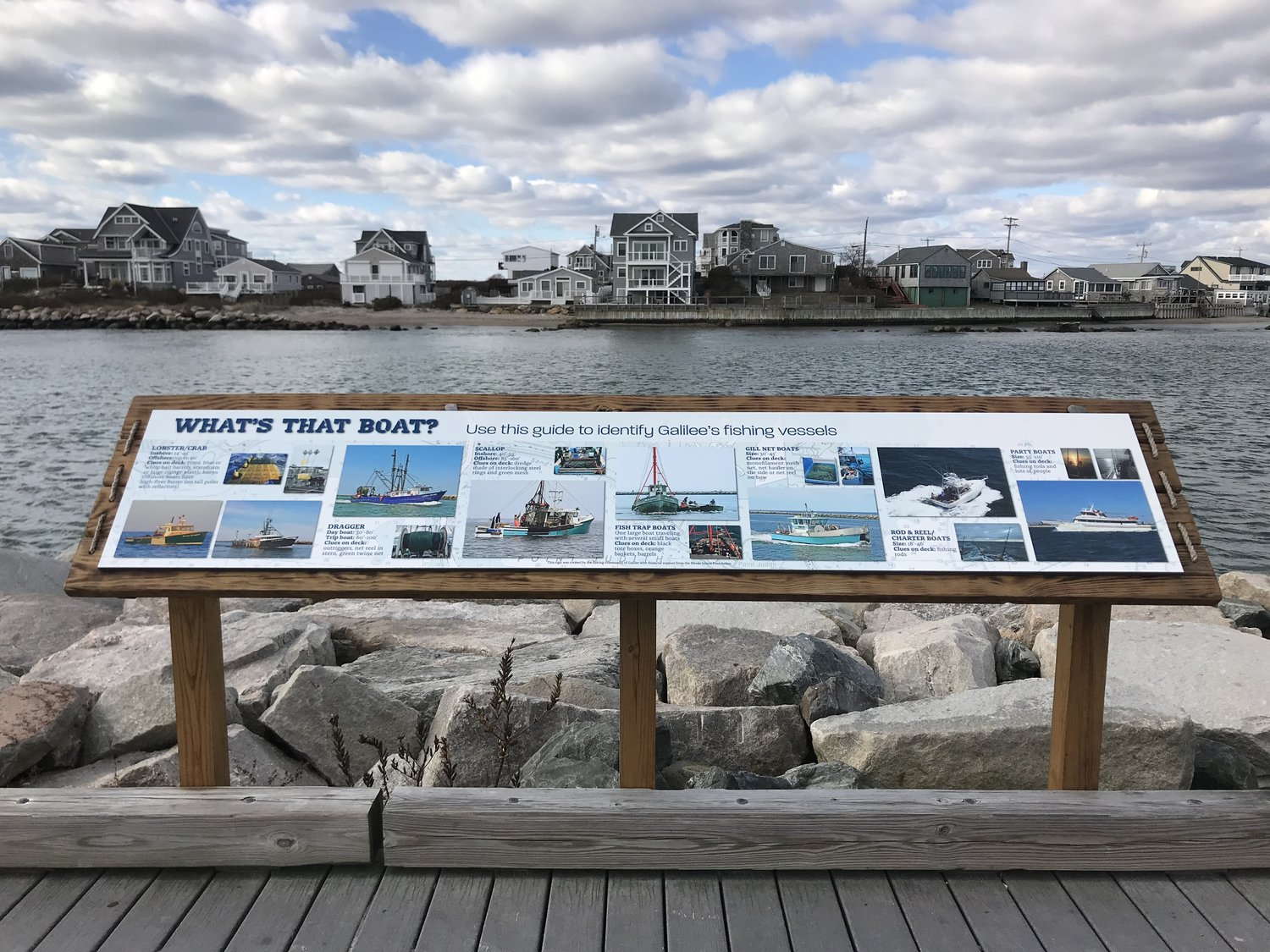 RI Fishing Heritage Trail — Eating with the Ecosystem