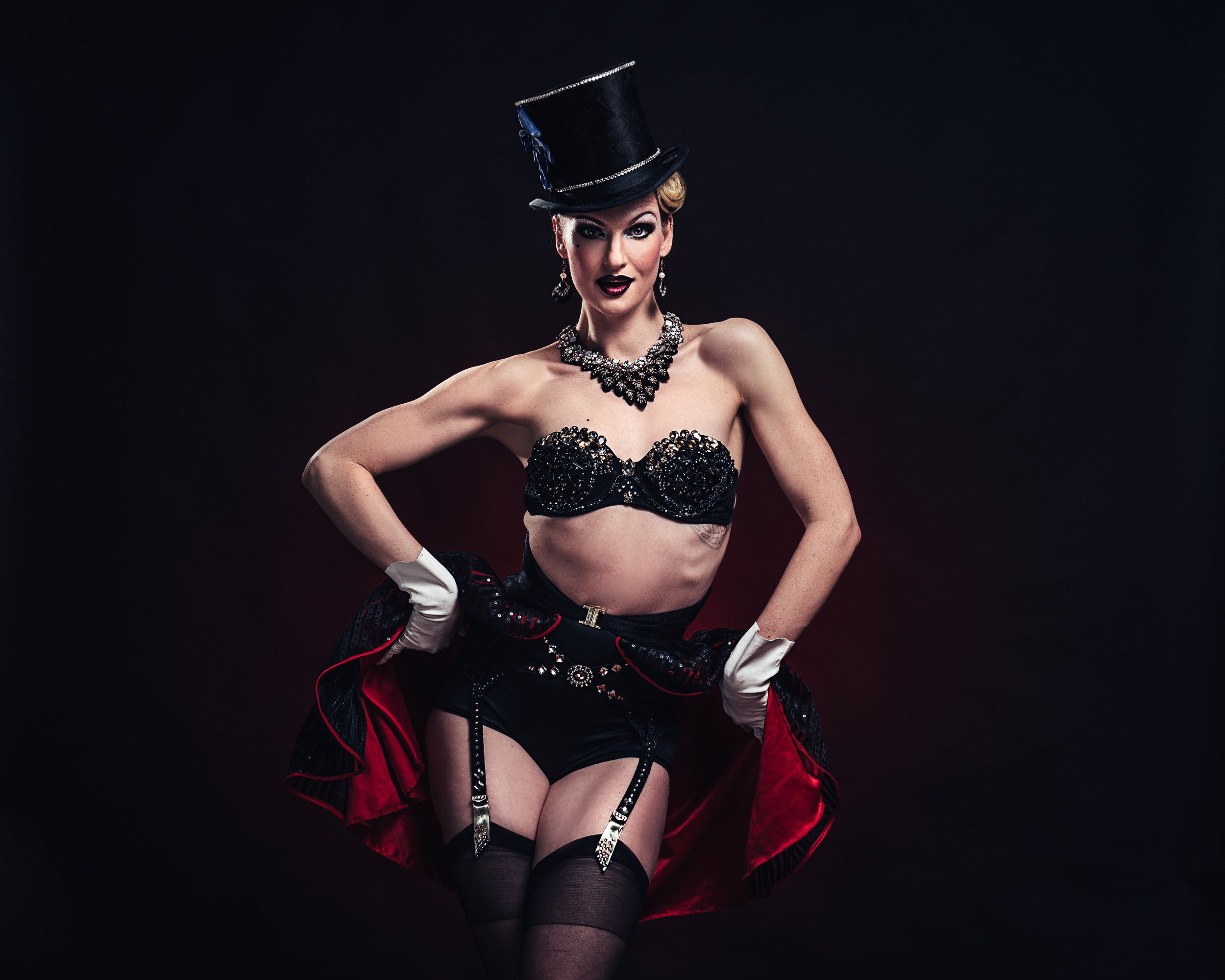 Josephine's Burlesque Links - Enjoy these burlesque resources and be sure the check out the rest of Lady Josephine's website!